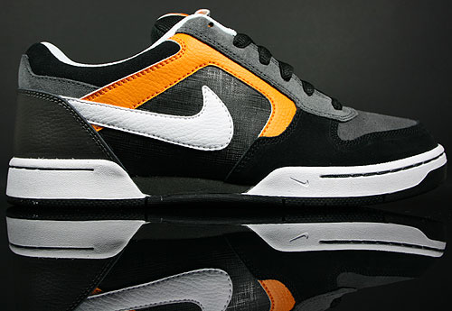 Nike Renzo Black/White-Bright Orange-Anthracite 378342-008