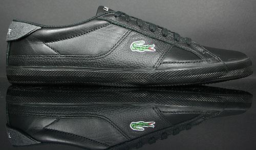 Lacoste Avant LTH SPM Leather Black/Dark Grey 7-21SPM1431237
