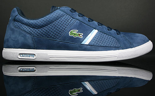 Lacoste Europa L NG SPM Navy/Light Blue 7-20SPM58692H6