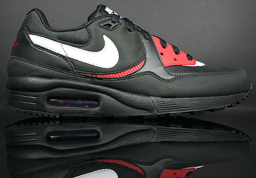 Nike Air Max Light Black/White-Varsity Red-Crimson 315827-033