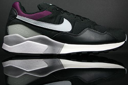 Nike Air Pegasus 92 Black/Matte Silver-Sangria 414238-001