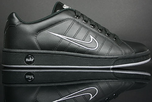 Nike Court Tradition 2 Black/Black-Wolf Grey 315134-019