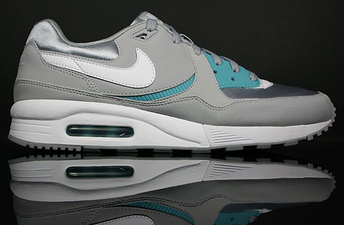 Nike Air Max Light Wolf Grey/White-Mineral Blue-Deep Royal 315827-030