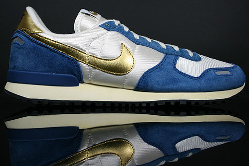 Nike Air Vortex Vintage Sail/Metallic Gold-Blue-Black 429773-100