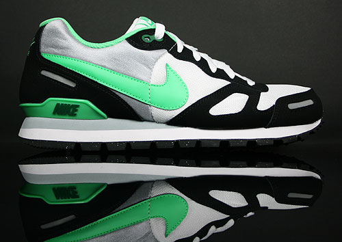 Nike Air Waffle Trainer White/Neo Lime-Black 429628-100