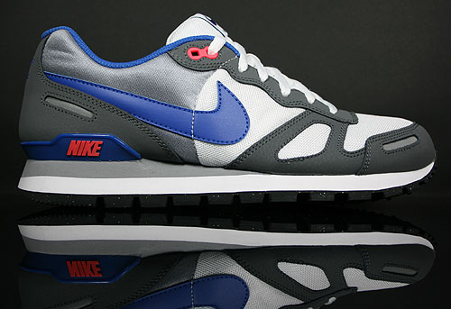Nike Air Waffle Trainer White/Varsity Royal-Black-Dark Grey 429628-101