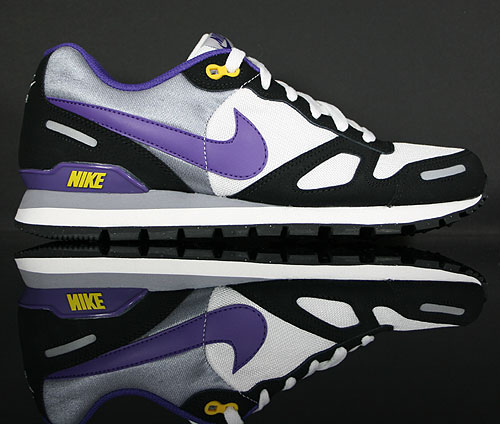 Nike Air Waffle Trainer Summit White/Varsity Purple-Black 429628-103