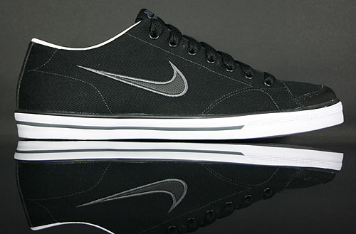 Nike Capri Canvas Black/White-Dark Grey 316041-015