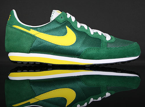 Nike Challenger Green/Yellow-White 379526-302
