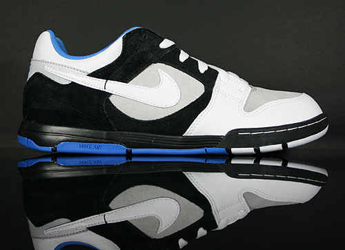 Nike Air Twilight Black White Metallic Platinum Italy Blue 325253-010
