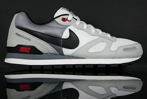Nike Air Waffle Trainer Summit White Black Sport Red Neutral Grey 429628-102