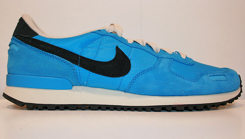 Nike Air Vortex Blue Glow/Black-Birch-Team Orange 454451-400