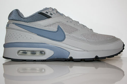 Nike Air Classic BW Textile Medium Grey Blue Dusk Anthracite 472487-002