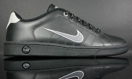 Nike Court Tradition 2 Black Dark Grey Medium Grey Sneaker 315134-029