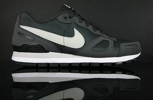 Nike Air Waffle Trainer Anthracite Neutral Grey Black Sneakers 429628-010