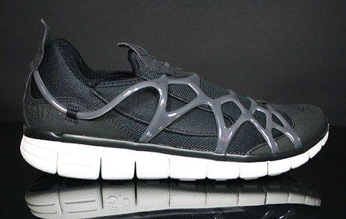 Nike Kukini Free Black Anthracite Sail Sneakers 511444-011