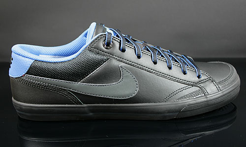 Nike Capri 2 Black Anthracite Italy Blue Sneakers 407984-094