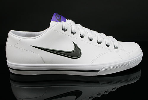 Nike Capri White Midnight Fog Pure Purple Sneakers 314951-108
