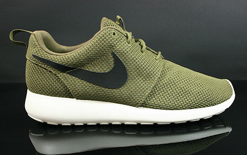 Nike Roshe Run Iguana Black Sail Sneakers 511881-201