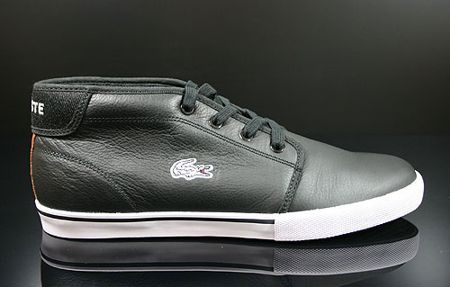 Lacoste Ampthill CRE SPM Black Sneakers 7-25SPM405502H