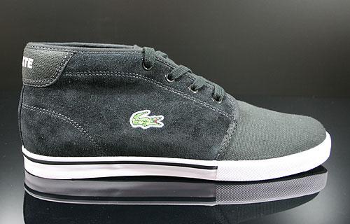 Lacoste Ampthill TBC SPM Black Sneakers 7-25SPM404202H