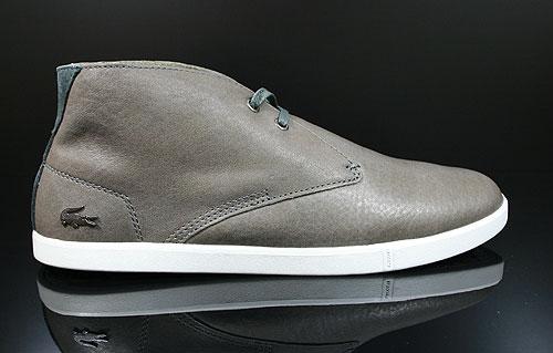 Lacoste Arona 14 SRM LTH Dark Grey White Sneakers 7-24SRM2265248