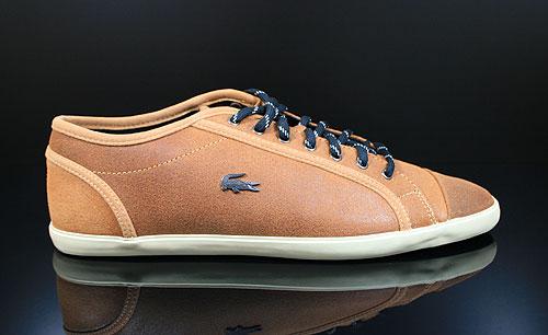 Lacoste Berber 6 SRM Tan Sneakers 7-24SRM2288013