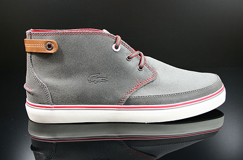 Lacoste Clavel AP 6 SRM Grey Sneakers 7-25SRM2242007