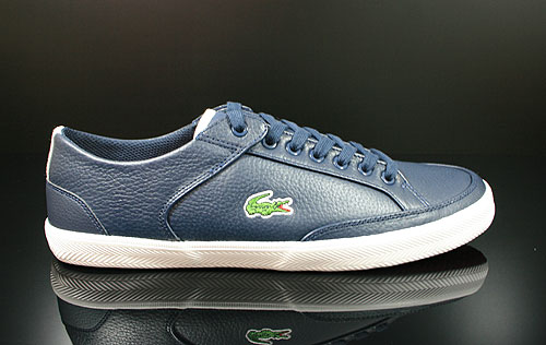 Lacoste Haneda CI SPM LTH Dark Blue White Sneakers 7-24SPM2026121