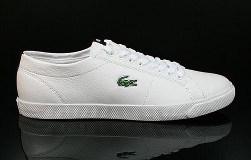 Lacoste Marcel CI SPM LTH White Black Sneakers 7-24SPM1228147