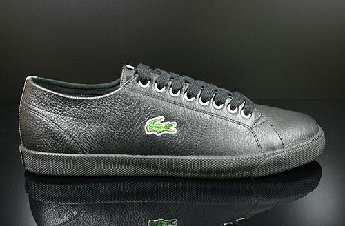 Lacoste Marcel CIW SPM LTH Black Dark Grey Sneakers 7-24SPM2024237