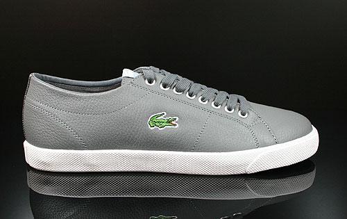 Lacoste Marcel CIW SPM LTH Dark Grey Light Grey Sneakers 7-24SPM20242G4