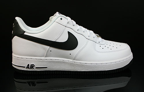 Nike Air Force 1 Low White Black 115 Sneakers 488298-115