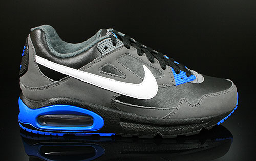 Nike Air Max Skyline EU Black White Dark Grey Blue Sneakers 343902-099