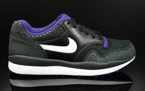 Nike Air Safari LE Anthracite White Black Purple Sneakers 371740-015