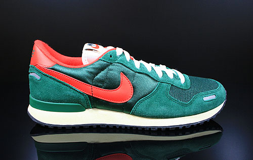 Nike Air Vortex Vintage Gorge Green Chilling Red Black Sneakers 429773-362
