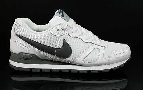 Nike Air Waffle Trainer White Dark Grey Wolf Grey Sneakers 429628-108