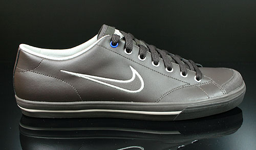 Nike Capri Brown Light Bone Royal Silver Sneakers 314951-205