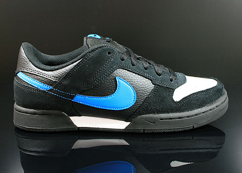 Nike Renzo 2 Black Photo Blue Neutral Grey Sneakers 454291-040