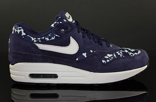 Nike WMNS Air Max 1 Imperial Purple Sail Sneakers 528898-500