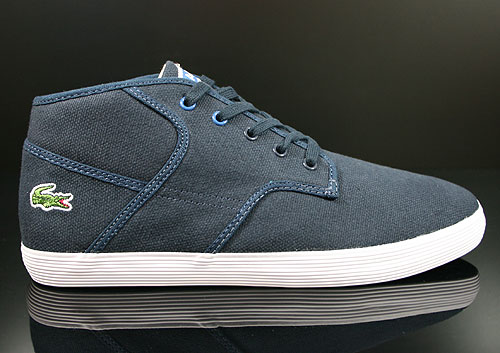 Lacoste Andover MID JAW SPM Dark Blue Sneakers 7-25SPM40342D6