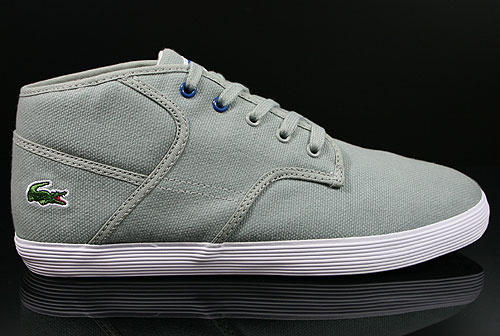 Lacoste Andover MID JAW SPM Grey Blue Sneakers 7-25SPM403425T