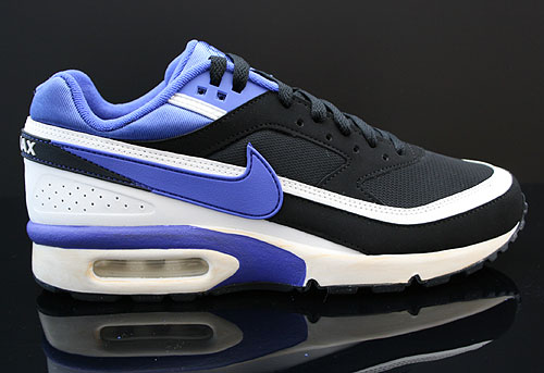 Nike Air Classic BW OG Black Persian Violet Sail Sneakers 559605-051