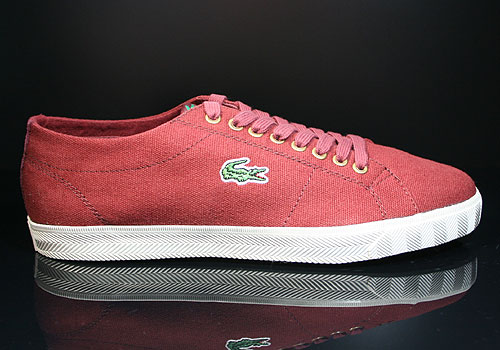 Lacoste Marcel TBC SPM Dark Red Sneakers 7-25SPM4041DR2