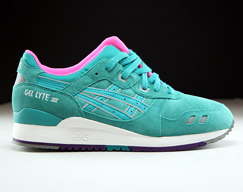 Asics Gel Lyte III Tropical Green Sneakers H511L-7878