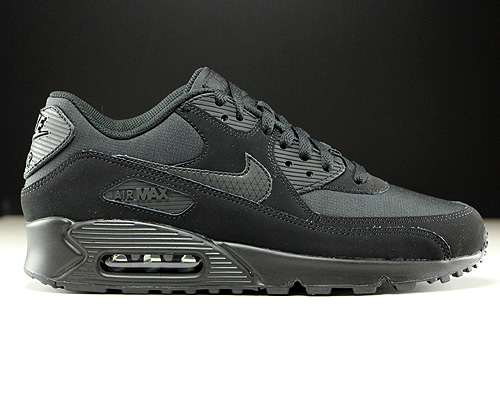 Nike Air Max 90 Essential Black Black Sneakers 537384-046