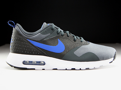 Nike Air Max Tavas Dark Grey Game Royal Anthracite Black Sneakers 705149-004