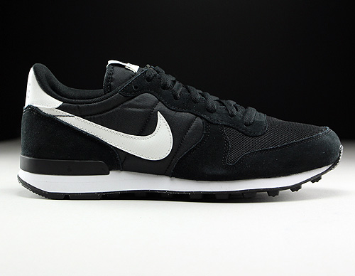 Nike Internationalist Black Summit White Neutral Grey White 631754-011