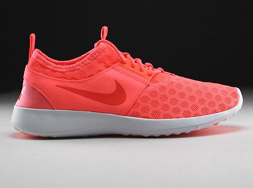 Nike Juvenate Hot Lava Bright Crimson White Sneakers 724979-800