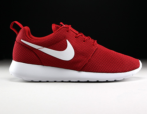 82b6eb2d7467 Nike Roshe One Gym Red White Black 511881-612 - Purchaze